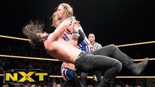 Kassius Ohno vs. Elias Samson - Loser Leaves NXT Match: WWE NXT, March 29, 2017