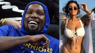 Kevin Durant DUMPS His GF For Chris Brown