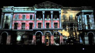 AreaOdeon | audiovisual mapping | showreel 2011
