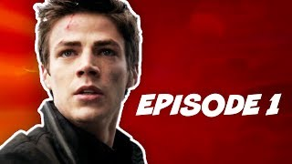 The Flash TV Series 2014 Episode 1 Leak Explained