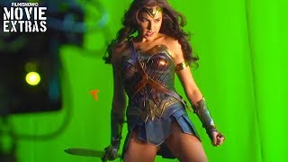Wonder Woman   All Release Bonus Features [Blu-Ray/DVD 2017]