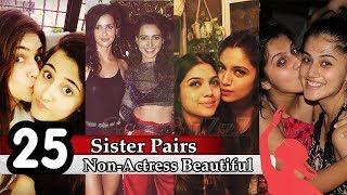 Bollywood Actresses Real Life Beautiful Sisters - 25 Beautiful Sisters Of Bollywood Actress