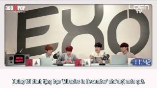 [Vietsub] Oven Radio: EXO Ep 1 [EXO Team]