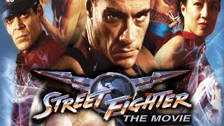 Saturday Morning Scrublords - Street Fighter: THE MOVIE