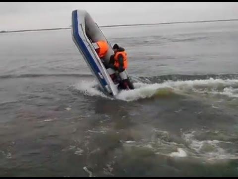 придурок на лодке