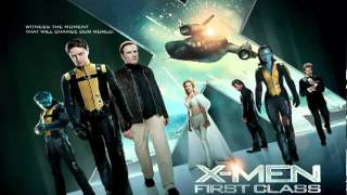 X-Men First Class Soundtrack -11- X-Training