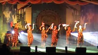SAMBALPURI DANCE BY GIET GUNUPUR