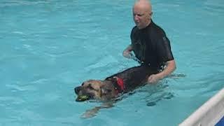diana in piscina 4