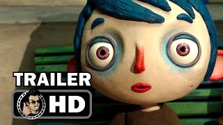 MY LIFE AS A ZUCCHINI Official Trailer (2017) Animation Movie HD