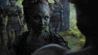 Children of the forest create first White Walker - Game of Thrones S06E05