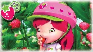 Charlotte aux Fraises 🍓 Une récolte fraisi-mini 🍓Dessin Animé Aventures à Fraisi Paradis
