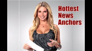 Top 10 Hottest News Anchors in The World | Amazing Top 10