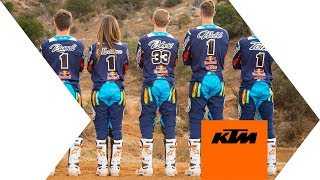 2018 FMF KTM Factory Racing Offroad Racing Team   KTM