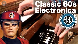 Charles Hazlewood plays Thunderbirds, Jarvis Cocker and Barry Gray's Ondes Martenot