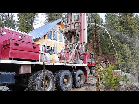 We DRILLED A WELL & You ll Never Believe What Happened