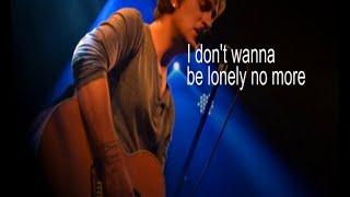Lonely No More - Rob Thomas (With lyrics)