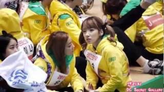 HQ FANCAM | 110123 Rainbow,T-ara & Secret @ ldοI ΑτhΙετιcς ChαΜpιοnshιρ