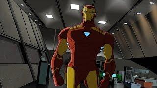 Iron Man 3 - Trailer Epic (Versión Animado) en Español Latino HD!