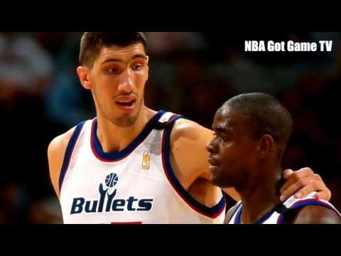 NBA Legends telling funny Stories about other players Part 1