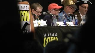 San Diego Comic Con 2017 - SpongeBob Full Live Reading