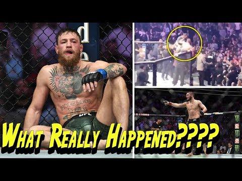 BRAWL Investigation What REALLY Happened Conor McGregor Khabib Post Fight BRAWL UFC 229