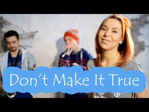 Xxx Mp4 Dionne Bromfield Don T Make It True Cover Music Video Veronika Zhukova 3gp Sex