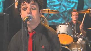 Green Day - Jesus Of Suburbia (Live AOL Sessions 2004)