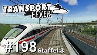 Transport Fever S3/#198: Unterwegs mit dem ICE T [Let's Play][Gameplay][German][Deutsch