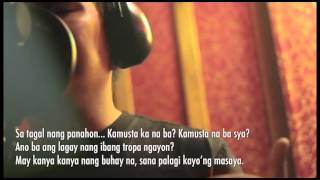 NAKAKAMISS OFFICIAL LYRIC VIDEO by: Smugglaz, Curse One, Dello and Flict -G