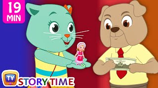 Smart Kittens Vs Sly Dog Prank | Cutians Cartoon Comedy Show For Kids | ChuChu TV Funny Prank Videos