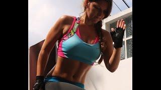 Super girl sweat - Body Power with Maya #1