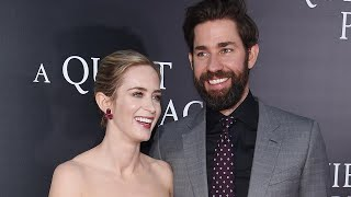 Emily Blunt Jokes Her Kids Like Their Dad John Krasinski Best (Exclusive)