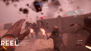 Highlight Reel #299 - Battlefield 1 Player Just Trying To Reload