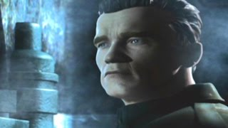 Terminator 3: Rise of the Machines - Walkthrough Part 11 - Skynet Labs Level Two / Time Chamber