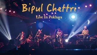 Bipul Chettri Live In Pokhara ( Kahiley Kahi )