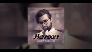 Amir Farjam - Baroon OFFICIAL TRACK