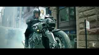Bike Stunts in Dhoom 3