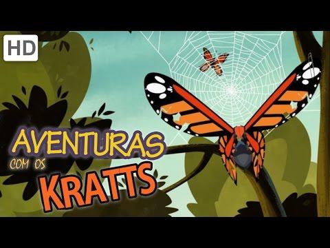 Aventuras com os Kratts – Zumbindo e Rastejando com Insetos