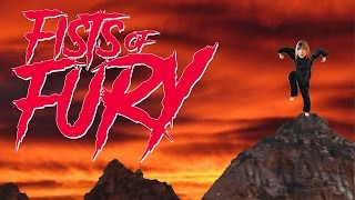 FISTS OF FURY - Official Trailer,- Presented by Full Moon Features