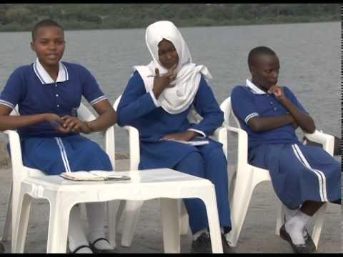 MWANZA SCHOOL GIRLS DEBATE ON EARLY PREGNANCY