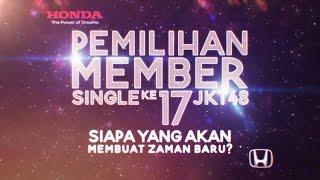 Pengumuman Hasil Sementara 1 Pemilihan Member Single Ke-17 JKT48