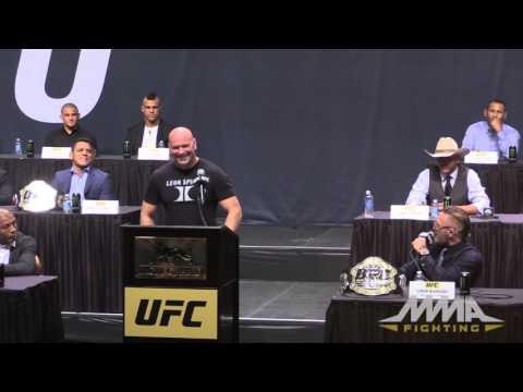 UFC 197: Conor McGregor, Rafael dos Anjos and 'Red Panty Night'
