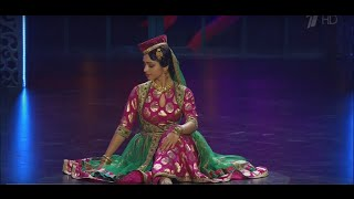 So You Think You Can Dance: Bollywood Kathak (Maar Dala | Devdas) | Svetlana Tulasi, Sergey Lazarev