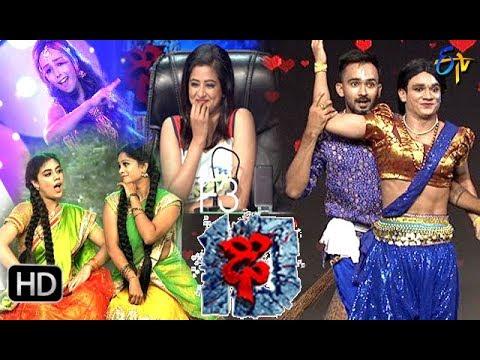 Xxx Mp4 Dhee 10 29th November 2017 Full Episode ETV Telugu 3gp Sex