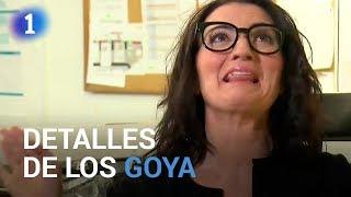 SILVIA ABRIL adelanta algunos detalles de los Goya   Corazón