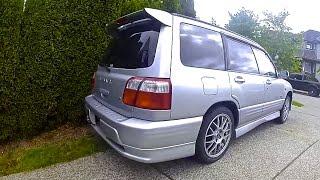 I Bought a Subaru Forester STI?!