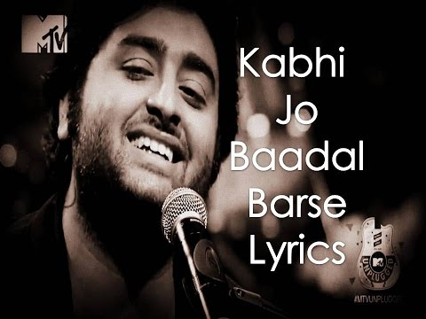 Xxx Mp4 Kabhi Jo Badal Barse Lyrics Arijit Singh Jackpot 3gp Sex