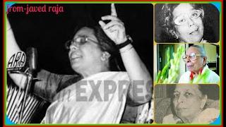 SHAMSHAD Begum-Film-SURAJMUKHI-[1950]-Zara Dil Ko Rakhiyo Sambhal Ke-[Rarest Gem-First Time]