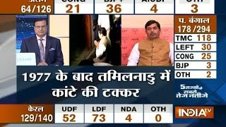 Assam Assembly Elections Results 2016: Shahnawaz Hussain on BJP Win in Assam