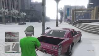 [12/23] GTA CHRISTMAS FUN!! BEAST VS SLASHER!! NEW TAMPA MUSCLE CAR!!!! SNOW!!!!!!